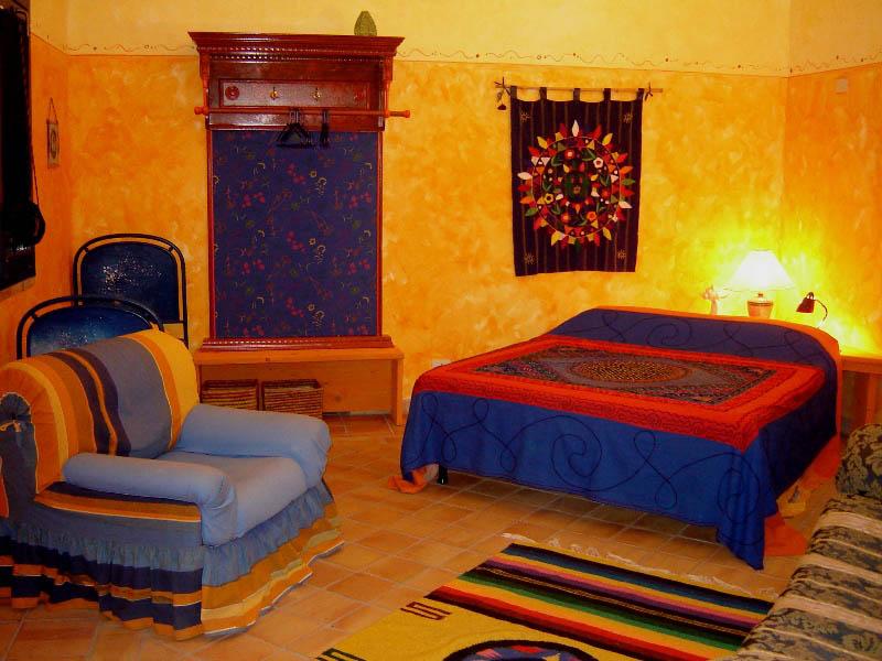 La dolce vita Lipari, la camera Arancio