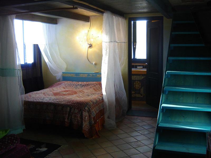 La dolce vita lipari, camera azzurra