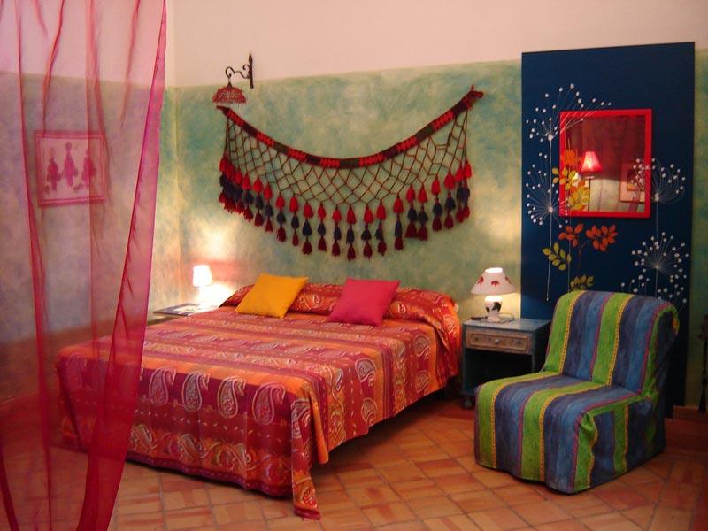 La dolce vita Lipari, camera Verde