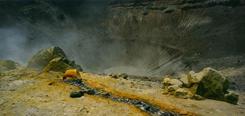 Vulcano, il gran cratere