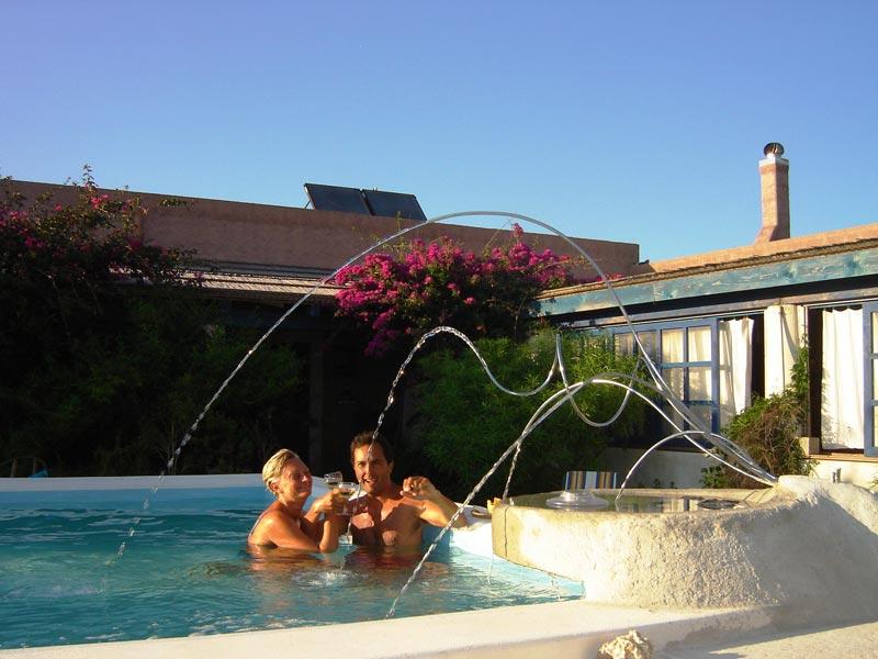 La dolce vita Lipari - Aperitivo al fresco