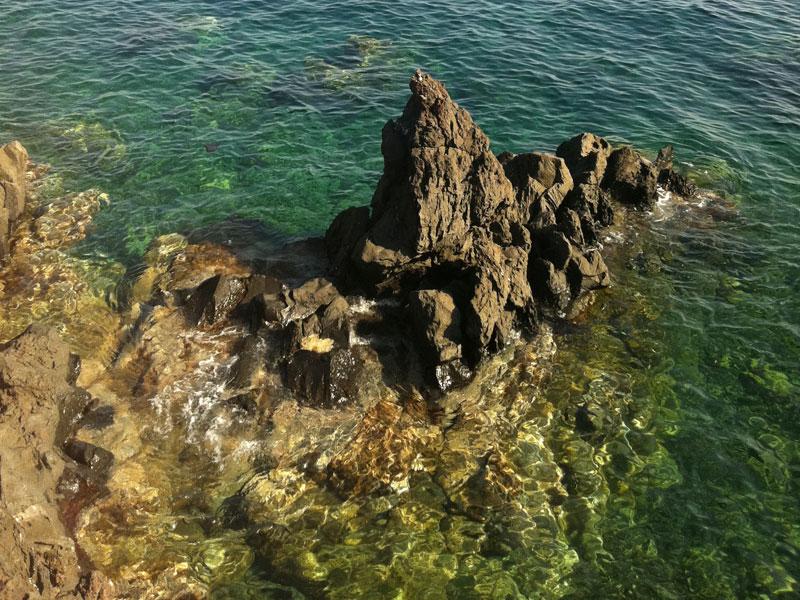 Scoglio costiero
